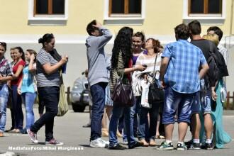 Un tanar din Cluj, dat afara de la ultima proba a bacalaureatului