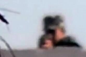 Un jurnalist din Egipt si-a filmat propria moarte - momentul in care un soldat il impusca. VIDEO