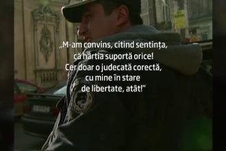 Declaratia lui Cristian Cioaca, dupa prezentarea in fata instantei: