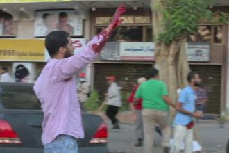 Fotograful ucis de soldatul pe care il poza: un simbol al violentelor din Egipt