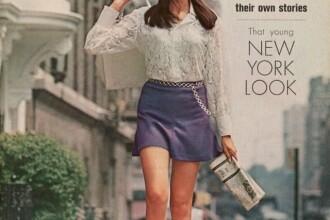 O imagine veche din 1969 face valva pe internet. Ce vedeta din Romania seamana cu modelul din poza