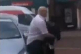 Ce i-a facut acest taximetrist unei tinere care a refuzat sa-i achite cursa. VIDEO viral
