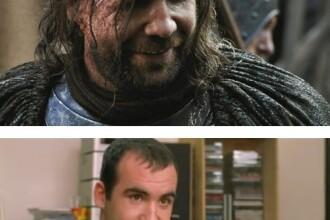 Cum arata in realitate Rory McCann, actorul care i-a dat viata lui Sandor Clegane in Game of Thrones