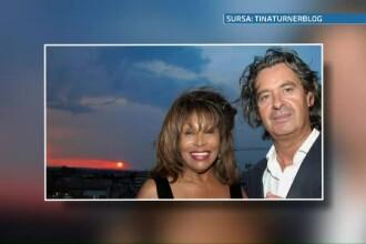 La 73 de ani, Tina Turner se marita cu Erwin Bach, care ii e alaturi de 27 ani