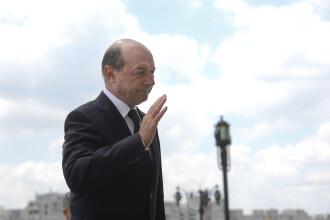 Traian Basescu, in vizita la Chisinau: Cand termin mandatul de presedinte, vin aici sa ma spovedesc