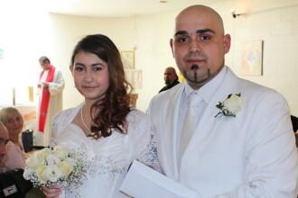Nunta la care a plans toata lumea. Povestea cutremuratoare din spatele acestei fotografii