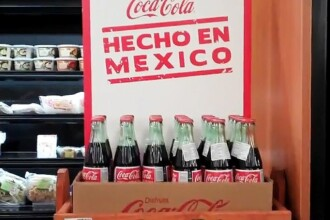Motivul pentru care Coca-Cola mexicana