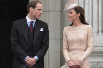 Marturia de dragoste a lui Kate Middleton, pentru cei doi printi din viata ei. Discreta ducesa isi arata public sentimentele