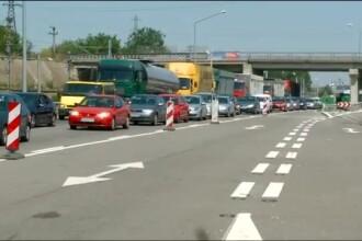 CNADNR cedeaza presiunilor si amana lucrarile de modernizare a Autostrazii Soarelui pana la toamna. Reparatiile, 30-35 mil. €