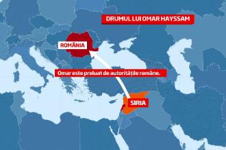Trocul pe care l-ar fi facut statul roman cu Bashar al-Assad pentru recuperarea lui Omar Hayssam