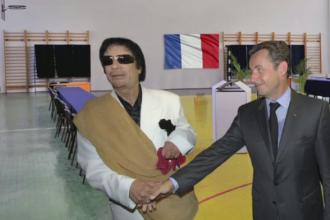 Nicolas Sarkozy, fostul presedinte al Frantei, arestat preventiv pentru un presupus trafic de influenta