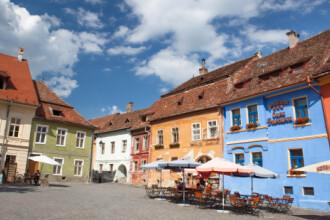 Sighisoara, trecut pe lista celor 50 de locuri din Europa pe care trebuie sa le vizitezi intr-o viata