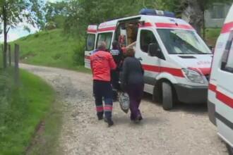 O femeie din Prahova, banuita ca si-a ucis bebelusul nou-nascut. I-a rugat pe ceilalti doi copii sa ascunda cadavrul
