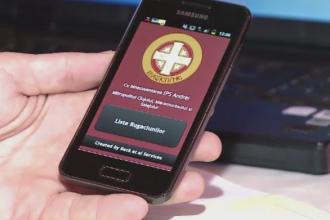 Tableta si smartphone-ul, in slujba binelui. Credinciosii vor putea comunica cu preotii pe Facebook