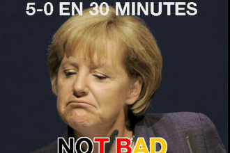 BRAZILIA - GERMANIA 1-7. Cele mai tari glume de pe Internet.