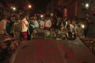 Raidurile aeriene au ucis miercuri noapte inca 17 persoane in Fasia Gaza. Presedintele palestinian: