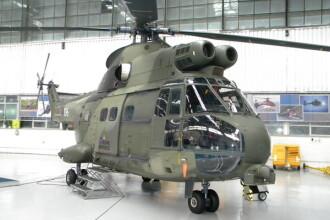 Cand va incepe Airbus Helicopters constructia elicoperelor «Super Puma» la Brasov