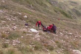 Tragedie in Muntii Fagaras. Un barbat a murit dupa ce a picat intr-o prapastie, la peste 2.400 de metri altitudine