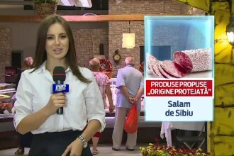 Ungurii NU vor mai putea produce Salam de Sibiu. Lista produselor traditionale romanesti pentru care vom primi certificat
