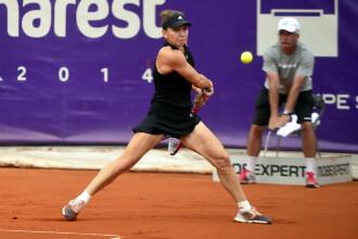 Simona Halep, dupa calificarea in sferturi la BRD Bucharest Open: In setul doi imi obosisera picioarele si bratul
