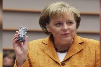 Hollande si Merkel, tinta pe Facebook pentru ucraineni. Conturile au fost asaltate cu mesaje: