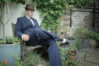 Barbatul din Marea Britanie care traieste ca in 1946.