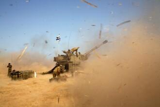 Doua explozii violente, sambata la Ierusalim. Netaniahu: Presiunile internationale nu ne vor impiedica sa lovim teroristii