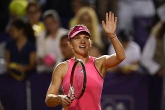 Simona Halep a invins-o pe Niculescu si s-a calificat in finala BRD Bucharest Open: