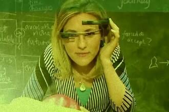 Aplicatia Google Glass care muta lucrurile cu puterea mintii. Experimentul unui reporter CNN