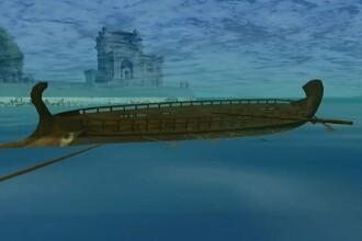 Descoperire de senzatie in Marea Neagra. Corabie veche de peste 2000 de ani, gasita de un politist si un scafandru