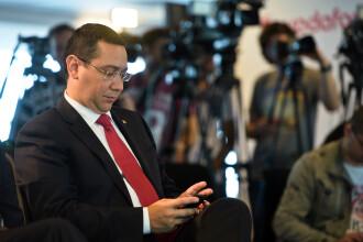 Prima reactie a premierului Victor Ponta, dupa ce Traian Basescu a dat publicitatii inregistrarea discutiei de la Cotroceni