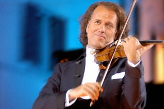 Concert aniversar Andre Rieu si The Mission In The Park! Unde iesim in weekend: