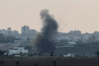 Razboi in Fasia Gaza. Israelul si-a reluat atacurile, dupa ce Hamas a refuzat prelungirea armistitiului