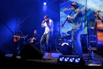 Concerte de muzica electronica, reggae, jazz si hip-hop la cea de-a 4-a editie Balkanik Festival 2014