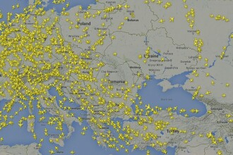 Ce trebuie sa stii inainte sa te urci in avion in aceste zile. Ruta spre Asia a fost mutata prin sud-estul Europei
