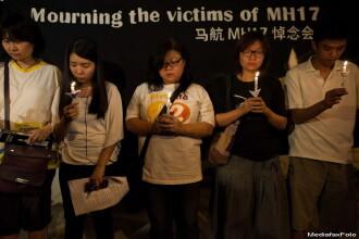 Cadavrele victimelor MH17 ar putea sa nu fie gasite toate. Ce vor sa faca olandezii cu parti din epava avionului