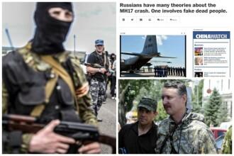 Analiza Washington Post. Cum a transformat presa controlata de Kremlin tragedia din Ucraina in atentat la viata lui Putin