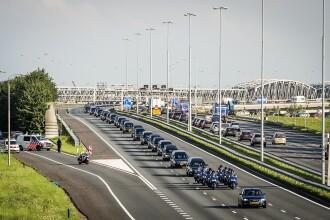 Catastrofa in Ucraina. Alte 74 de persoane decedate dupa prabusirea avionului malaysian au fost aduse joi in Olanda