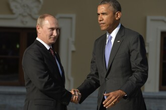 Reactia dura a Rusiei dupa ce SUA au acuzat Kremlinul ca sprijina separatistii din estul Ucrainei