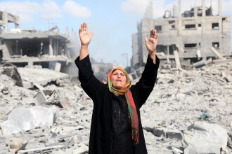 Armistitiu umanitar 24 de ore in Fasia Gaza. Israelul acuza miscarea palestiniana Hamas ca