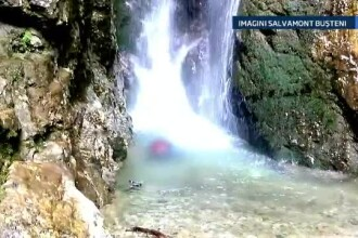 Turist din Buzau, gasit mort in Bucegi, in mijlocul unui cascade. Greseala comisa de barbat in timp ce se afla in vacanta