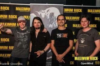 Romanii de la OpenMind, la Maximum Rock Festival 2014. Printre trupele confirmate: Dark Tranquillity, Evergrey, Tristania