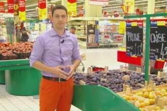 Efectele embargoului rusesc pe fructele din Republica Moldova. Romanii vor cumpara produse si de trei ori mai ieftine