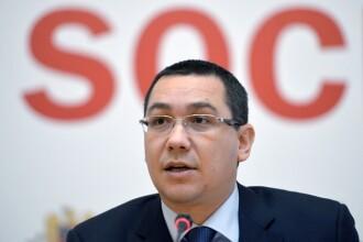 Scrisoarea lui Victor Ponta catre Blaga, Iohannis, Hunor si Udrea: