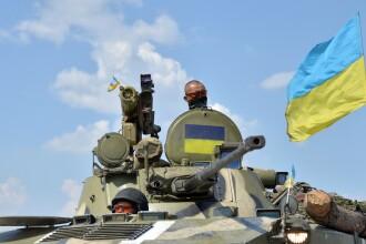 Criza in Ucraina. 13 militari ucraineni ucisi in 24 de ore, in confruntari cu insurgentii, in estul tarii