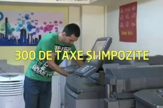 Cele 300 de taxe si impozite care ii descurajeaza pe tinerii romani sa-si deschida o afacere.