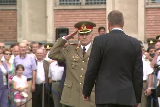 155 de ani de la infiintarea Regimentului 30 Garda