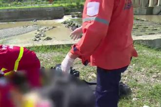 O tanara din Dambovita a gasit cadavrul mamei ei in apele barajului de langa oras. Femeia ar fi fost deprimata dupa divort