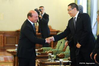 Declaratie surprinzatoare a lui Victor Ponta, despre Traian Basescu: