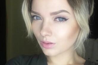 O bloggerita de beauty din Marea Britanie le-a aratat oamenilor cum arata fara machiaj. Reactiile lor au facut-o sa planga